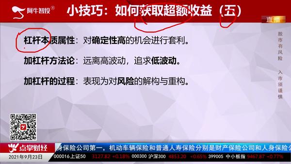 刘伟鹏:如何获得超额收益之加杠杆