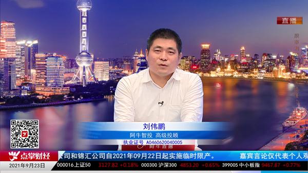 刘伟鹏:九月震荡蓄势,十月再起风云