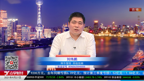 刘伟鹏:注意市场节奏,及时规避风险