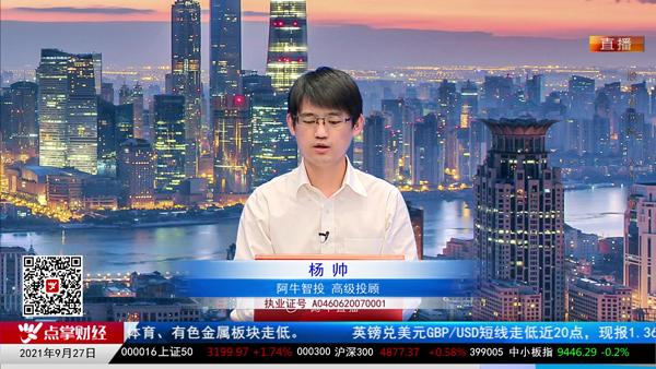 杨帅:指数正常回踩,节后市场资金活跃
