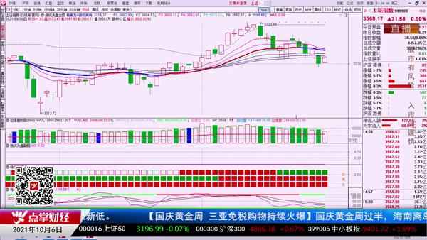 杨殿方:指数中期看好,短时仅是回调