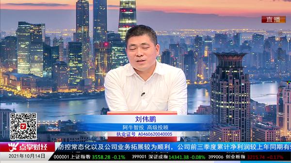 刘伟鹏:成分股收红,见底信号未见