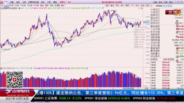 杨殿方:创业板上升通道,好品种耐心持有