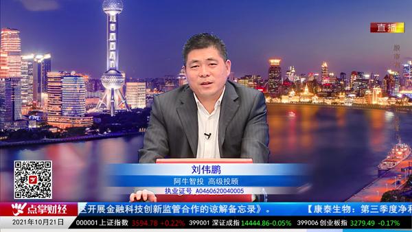 刘伟鹏:央行发话,房地产板块行情短期持续