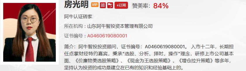 【观点】刘彬:我不轻易出手!光刻胶买点的技术分析来了!