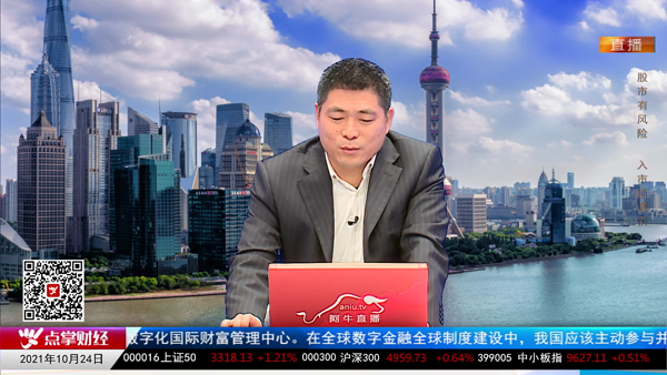 刘伟鹏:趋势策略机会把握