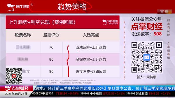 刘伟鹏:三家公司,值得你发508!