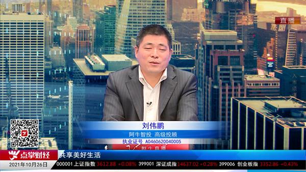 刘伟鹏:资金浮躁,板块轮动快