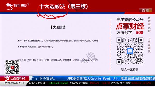 刘伟鹏:十大选股法之事件驱动