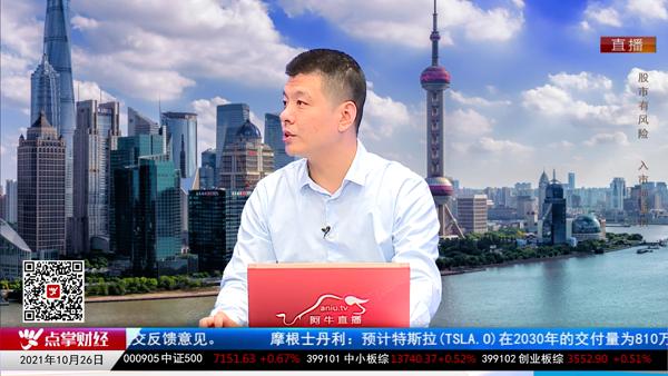 王雨厚:市场反弹依靠新能源!